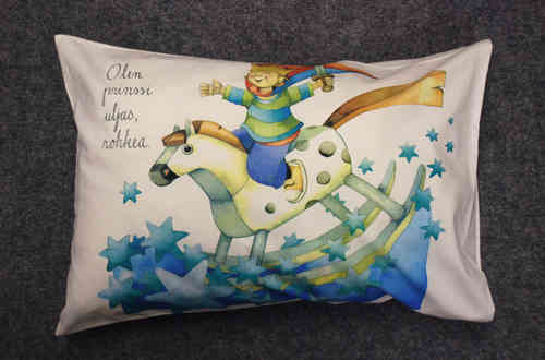 Prince childrens pillow case